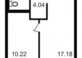 ул. Шоссе в Лаврики7, 1 Помещение Комнаты,Квартира,Купить,ул. Шоссе в Лаврики,5,13175