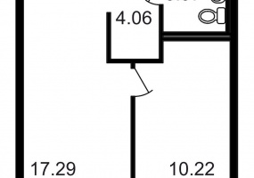 ул. Шоссе в Лаврики7, 1 Помещение Комнаты,Квартира,Купить,ул. Шоссе в Лаврики,13,13184