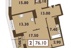 ул. Смоленская1, 2 Комнаты Комнаты,Квартира,Купить,ул. Смоленская,12,5315